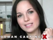 Casting with dirty ass to mouth