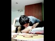 Lovely Thai Teen fuck boyfriend