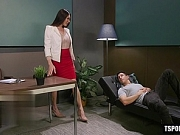Hot shemale seduction with cumshot j9