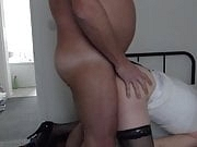 Fucked deep and bare