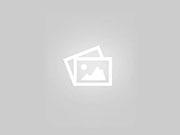 Transgender babe stroking her swollen rod in closeup