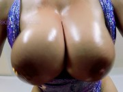 Boob Physics Slow Motion Bouncing Jiggling Larkin Love